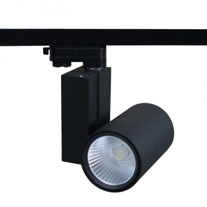 35W External drive LED track light
